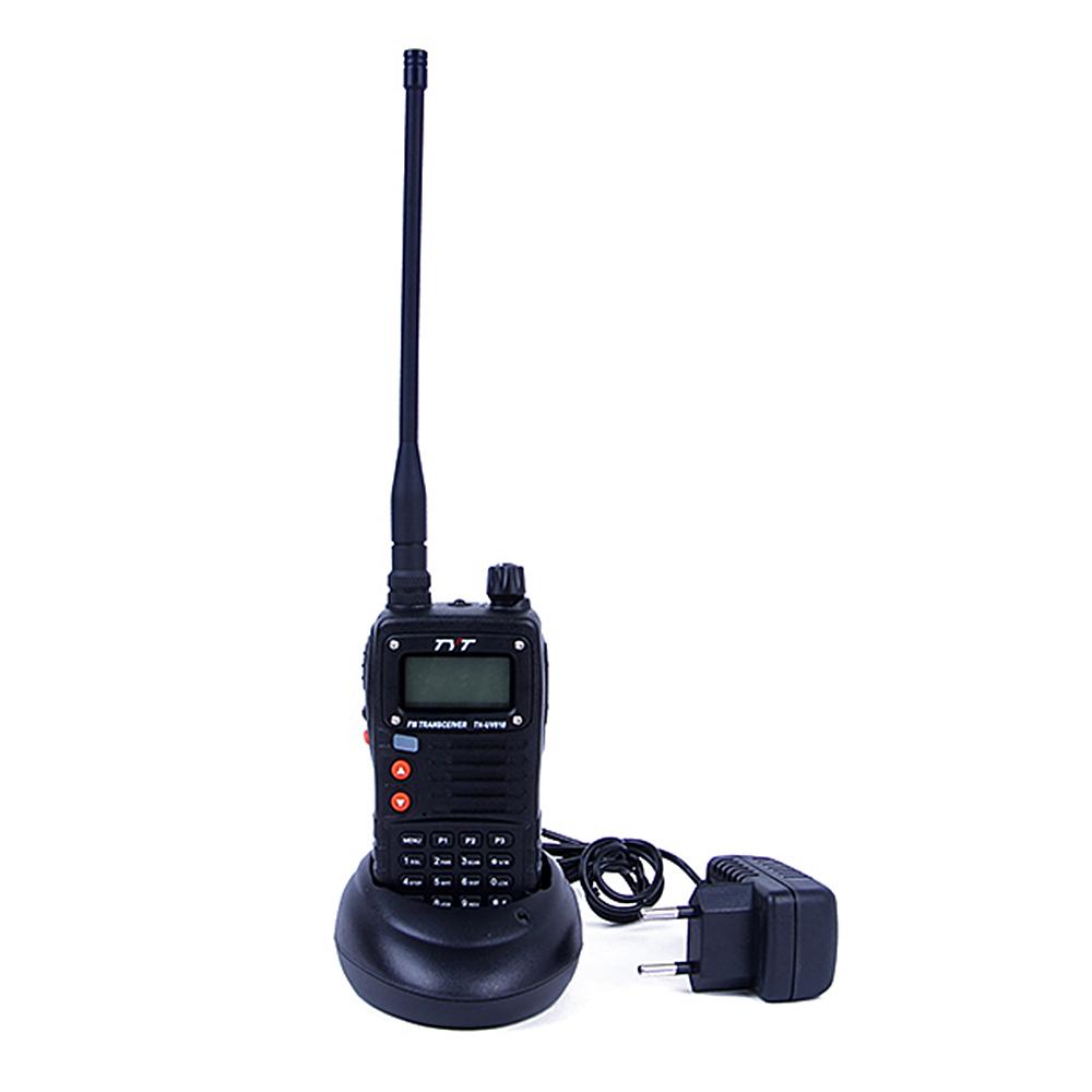 Portable Phone Radio TYT TH-UV818 Walkie Talkie 5W VHF+UHF 128 Memory CH FM Radio Dual Band Display Portable Radio Interphone(China (Mainland))