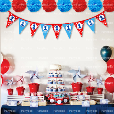 happy birthday party decorations kids baby shower favors. Black Bedroom Furniture Sets. Home Design Ideas