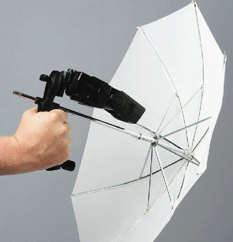 Зонт для фотовспышки