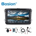 8 inch radio 2Din Car DVD GPS Player IN dash auto car pc Stereo For VW