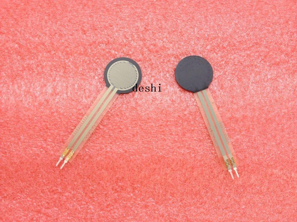Гаджет  2pcs FSR402 Force Sensitive Resistor 0.5 inch FSR US Original For Arduino compatible Force Sensing Resistor Free Shipping  None Электронные компоненты и материалы