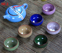 high Quality / Binglie Tea Set / Kung Fu Tea / 1pcs teapot +6pcs teacup