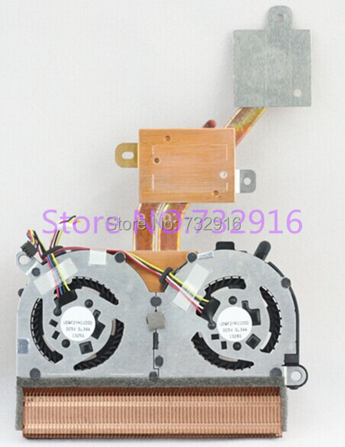 Free shipping new original DC 5V Cooling Fan For VPCZ2 Series CPU Cooling Fan udqf2yr11ds0(China (Mainland))