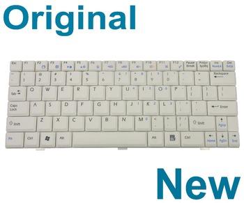 New Keyboard For MSI Wind U90X E1210 DHU100 Mini1210 U100-S213 V022322BS1 US English TECLADO White