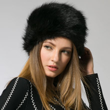 Winter Fashion Women's Hats Lady Fluff Cap Soft Warm Faux Fur Beanies Ear Protect Cute Casual Hat Headgear Headdress(China (Mainland))