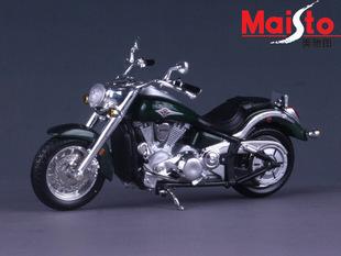 Alloy motorcycle model KAWASAKI kawasaki model finished products model car