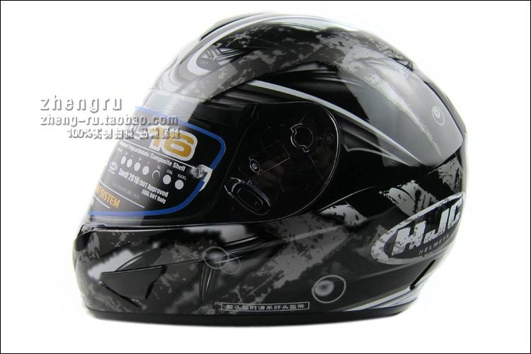 HJC new racing helmet motorcycle helmet full helmet , capacete(China (Mainland))