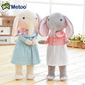 30cm 53cm New METOO Series strength Kyrgyzstanelephant doll girl plush toy original personalized Birthday Gifts