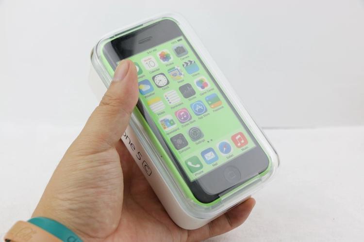 Original Unlocked Apple iPhone 5c Mobile Phone Dual Core 4 IPS Used Phone 8MP 1080P GPS