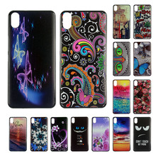 Buy Newest Case BQ Aquaris X5 Cover Soft Silicone Color Pattern Painting Back Cover Case BQ X5 Fundas Capa for $1.28 in AliExpress store