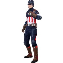 The Avengers 2 American Captain cosplay costume factory price