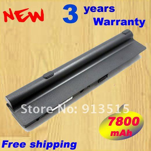 14.4v 7800mah Laptop Battery For HP Pavilion dv9500z dv9500 dv9295eu dv9255eu dv9220us dv9299ea dv9060ea dv9040ea dv9010ca(China (Mainland))