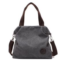 New 2016 Women Bag Vintage Canvas Handbags Messenger bags for Women Handbag Shoulder Bags High Quality Casual bolsa feminina(China (Mainland))