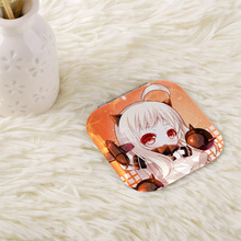 Anime Cartoon Japanese Collection Cute makeup tool lens Double sided mirror(China (Mainland))