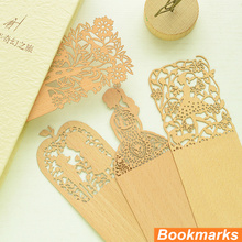 6 pcs/Lot Slim wood bookmark Vintage carved wooden bookmarks for books marcador de livro Office accessories school supplies 6558(China (Mainland))