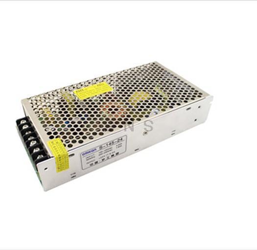 Фотография OMKQN 145W 7.5V 18A genuine S-145-7.5 switching power supply LED power supply transformer