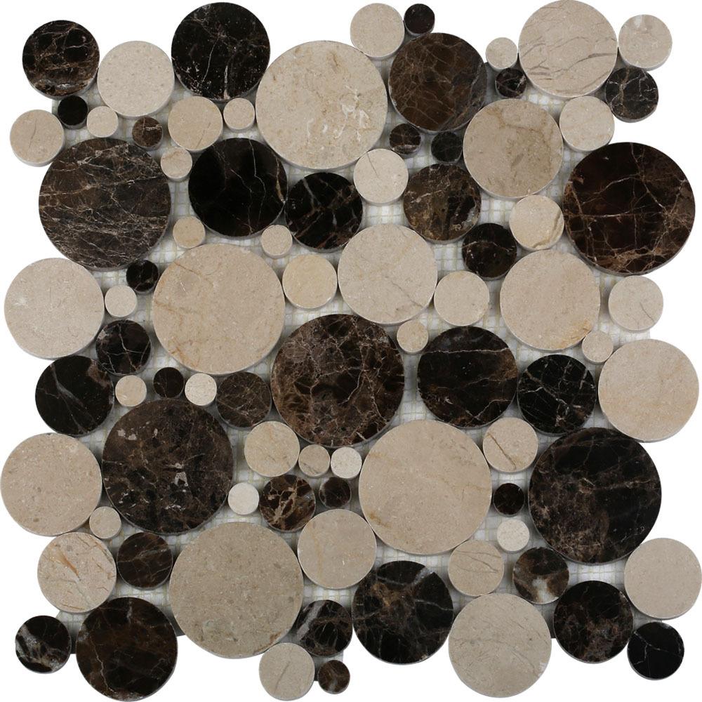 Hoge kwaliteit groothandel marmer mozaïek tegel polish van chinese ...