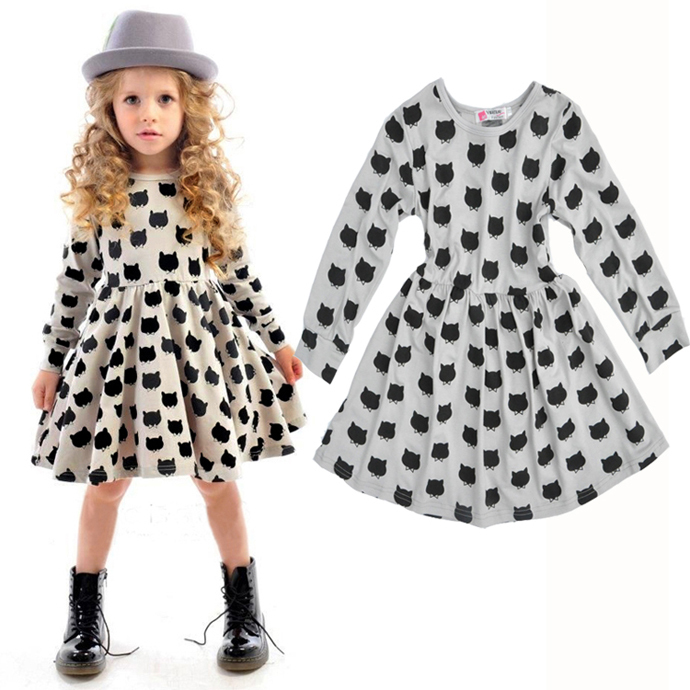 Resale Designer Clothes For Kids Baby girl dress Wholesale