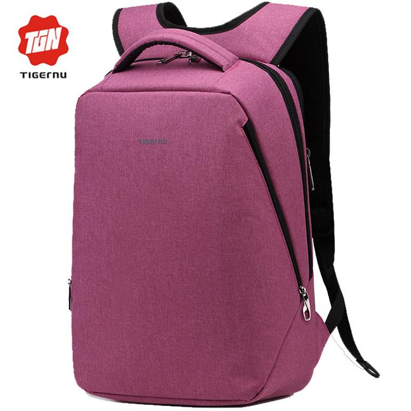 "2016 HOT New Designed Brand Cool Urban Backpack Men Women Light Slim Minimalist Fashion Women Backpack 14""- 17"" Laptop Backpack(China (Mainland))"