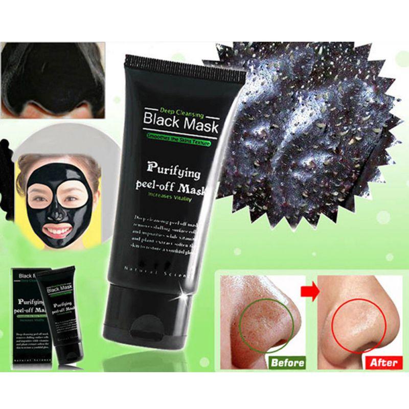 Le nettoyage de la peau de la personne par les crèmes