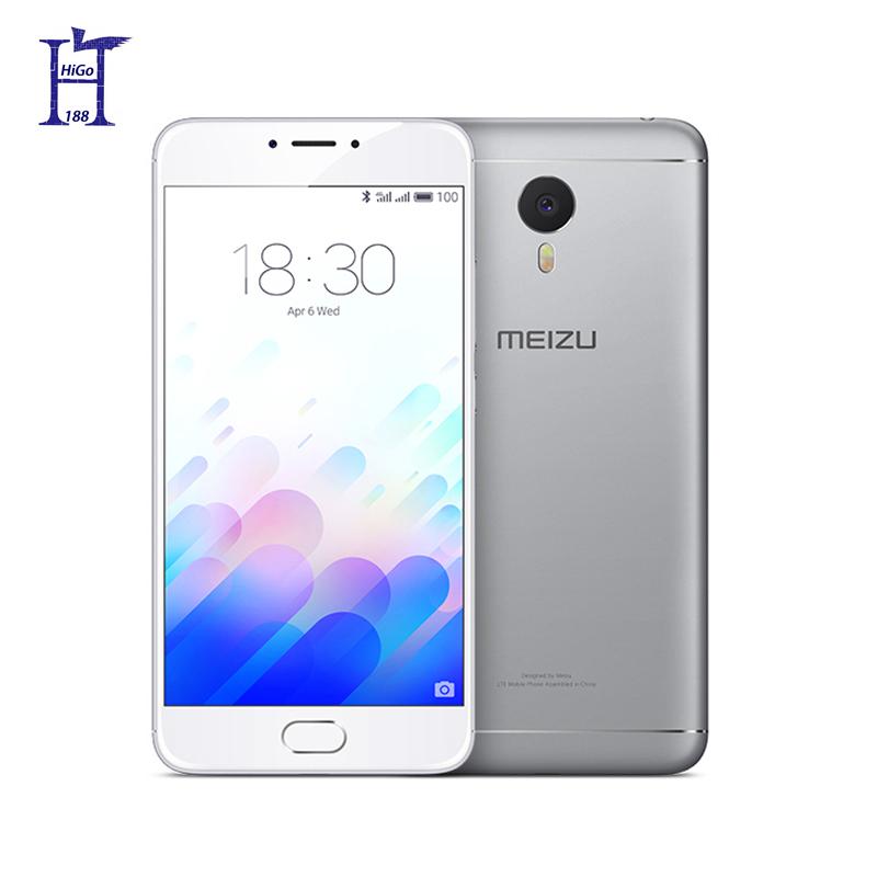 "in stock! Meizu M3 Note international version Helio P10 Octa Core 5.5"" 4G FDD LTE 13MP 2GRAM 16G ROM 4100mAh phone Android 5.1(Hong Kong)"