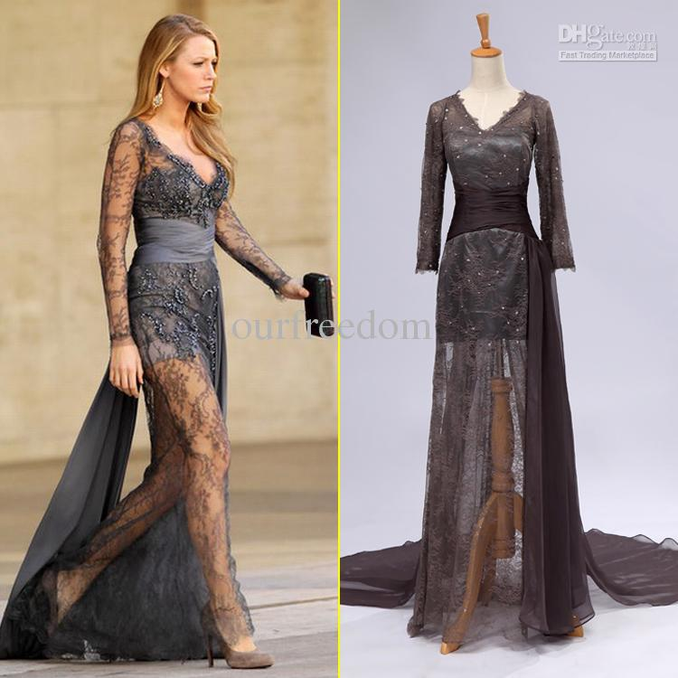 Zuhair Murad Gossip Girl Dress