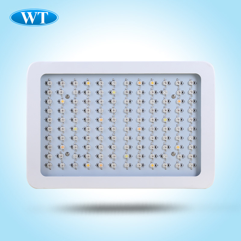 New Full Spectrum LED Grow Light Panel 360w for Greenhouse and Indoor Flower Plant Growing and Flower Black, 31cm length 3KG(China (Mainland))