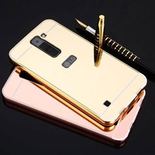 Buy LG Stylus 2 Case Aluminum Hybrid Metal Frame Bumper Plating Hard Mirror Back Cover Coque LG Stylus 2 Cases Phone Cases for $3.86 in AliExpress store