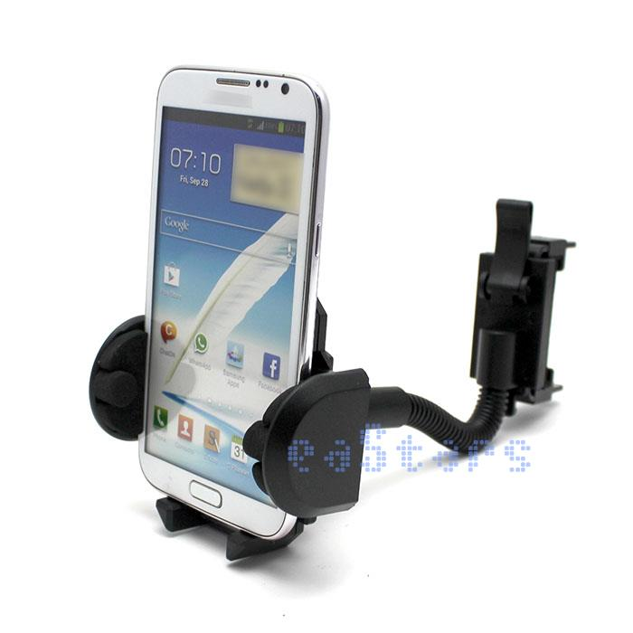 2016 Newest Car Rearview Mirror Mount Holder for Cell Phone For iPhone 5S For Samsung S4 GPS PDA MP4(China (Mainland))
