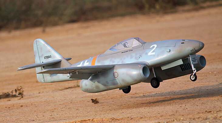 Freewing Me262 Messerschmitt Fighter Jet Airplane RC Model Twin 70mm EDF KIT With airplane body(China (Mainland))