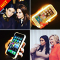 2016 Fashion Phone LED Lighting Selfie Case for iPhone SE 5 5s 6 6S 6 Plus