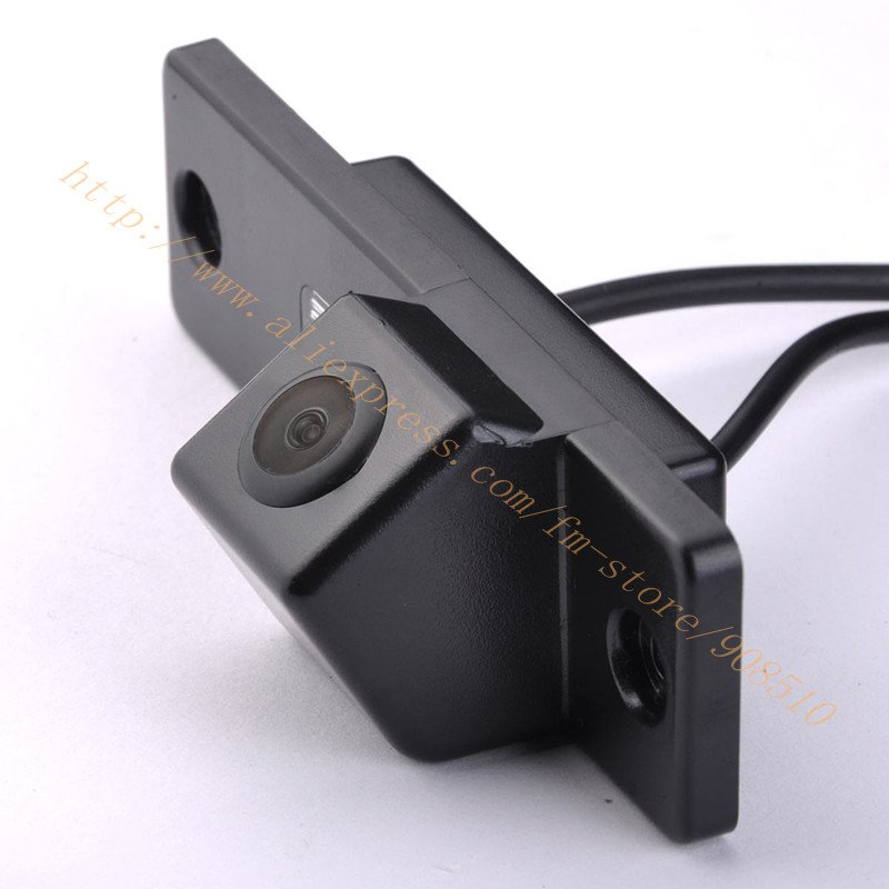 Night vision 170 degree waterproof car/auto/vehicle/truck/taxi backup rear view reverse parking camera for brilliance frv(China (Mainland))