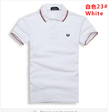 Factory fredlys New 2016 Summer Fashion Men Short Sleeve T-shirt Leisure Cotton perriedlys Shirt Free Shipping(China (Mainland))
