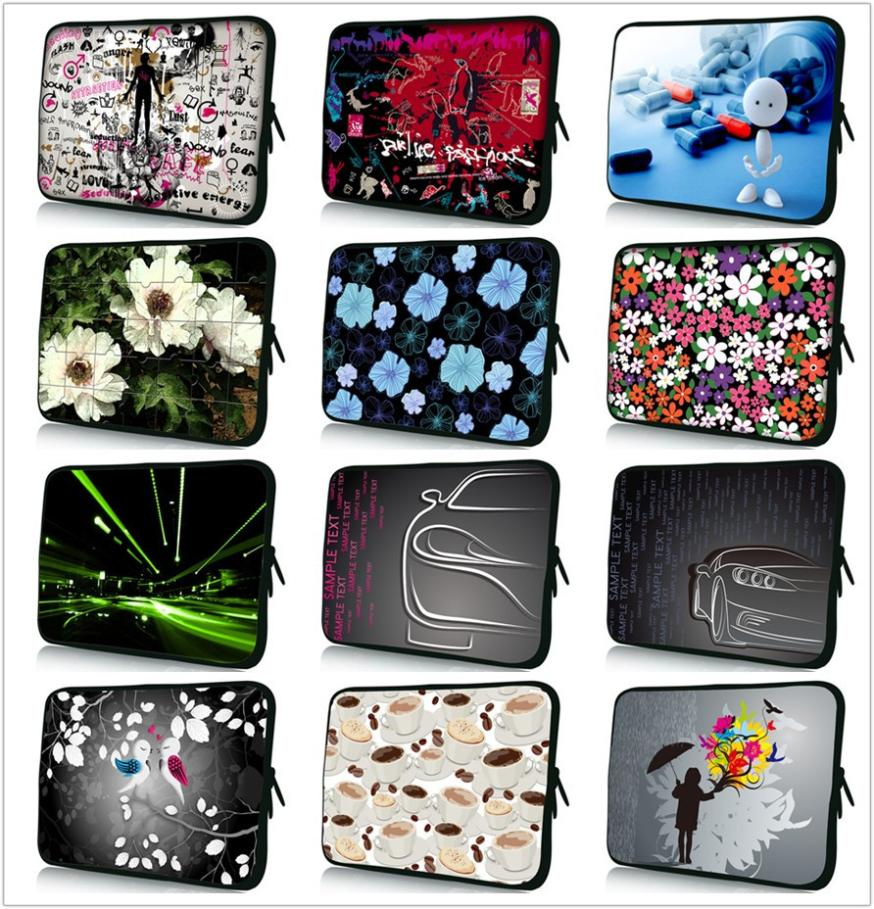 2014 New Style Personality 10.1 10.2 10.6 Inch laptop bag Tablet computer bag Cover 10 inch neoprene sleeve Netbook Shell(China (Mainland))