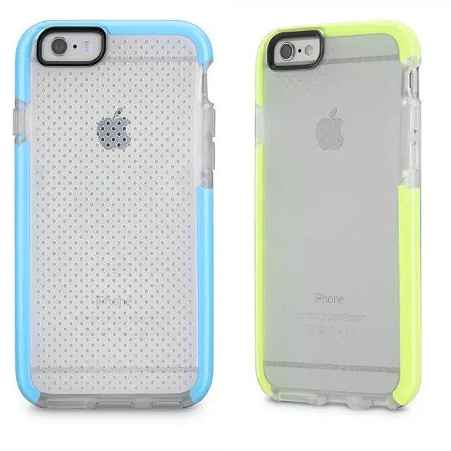 """Tech21 Case for iphone 6 4.7'' Impact Evo Mesh TPU Soft D30 Ultra Thin Back Cover TECH 21 for iphone6 plus 5.5"""" cases(China (Mainland))"""