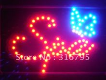 led052-r SPA Beauty Salon LED Neon Sign WhiteBoard(China (Mainland))