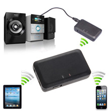 3.5mm Wireless Bluetooth Music Receiver A2DP Stereo HiFi Audio System Music Adapter For iPhone iPad Cellphone Notebook