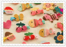 wholesale crocheted hair accessories