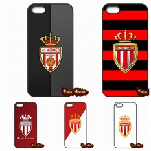 AS Monaco club FC Logo Case Cover For Samsung Galaxy S3 S4 S5 MINI S6 S7 Edge Note 3 4 5 iPhone 4 4S 5S 5 5C  SE 6 6S Plus(China (Mainland))