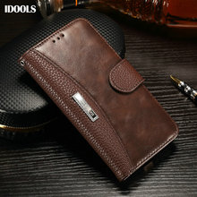 Buy Xiaomi Redmi 4X Case Luxury Dirt Resistant 5.0 Inch PU Leather Flip Wallet Cover Phone Bags Cases Xiaomi Redmi 4X IDOOLS for $4.99 in AliExpress store