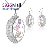 S731 2016 bulk sale cheap bridal party jewelry sets(China (Mainland))