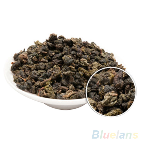 100g Vacuum Packed Natural Organic Silky Taiwan High Mountain Milk Oolong Tea 2MPM 2TSN