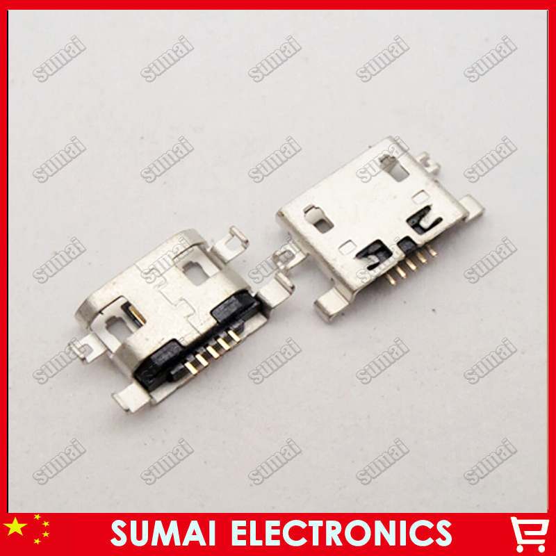 Free shipping Tablet charging ports Mini USB MICRO 5P SMD USB connector jack use for Mobile phone digital product. 1000pcs/lot<br><br>Aliexpress