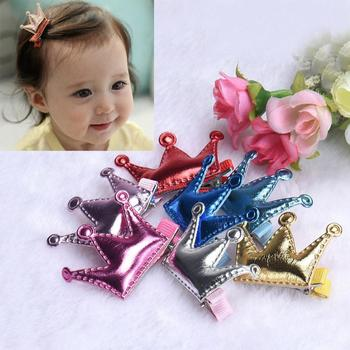 2 pcs / lot children baby girls hair accessories clip hairpins barrettes headwear flower Christmas Party Princess Free Shipping
