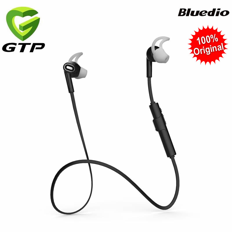 Bluedio M2 Earphone Melodie Sports Bluetooth font b Wireless b font headphone 4th generation in ear
