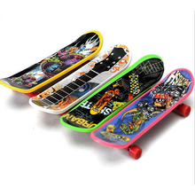 Buy 10Pcs Mini Finger Skateboard Fingerboard Tech Deck Alloy Stents Scrub Finger Scooter Skate Boarding Classic Game Boys Toys for $3.59 in AliExpress store