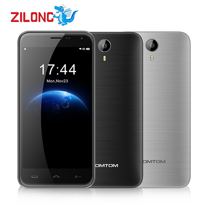 NEW Original HOMTOM HT3 3G Android 5.1 5.0inch RAM 1GB ROM 8GB MTK6580A Quad Core Smartphone Support FM Dual SIM With Led GIFT(China (Mainland))