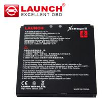 100% Original Launch x431 diagun iii 3 battery Fast Free Shipping(China (Mainland))