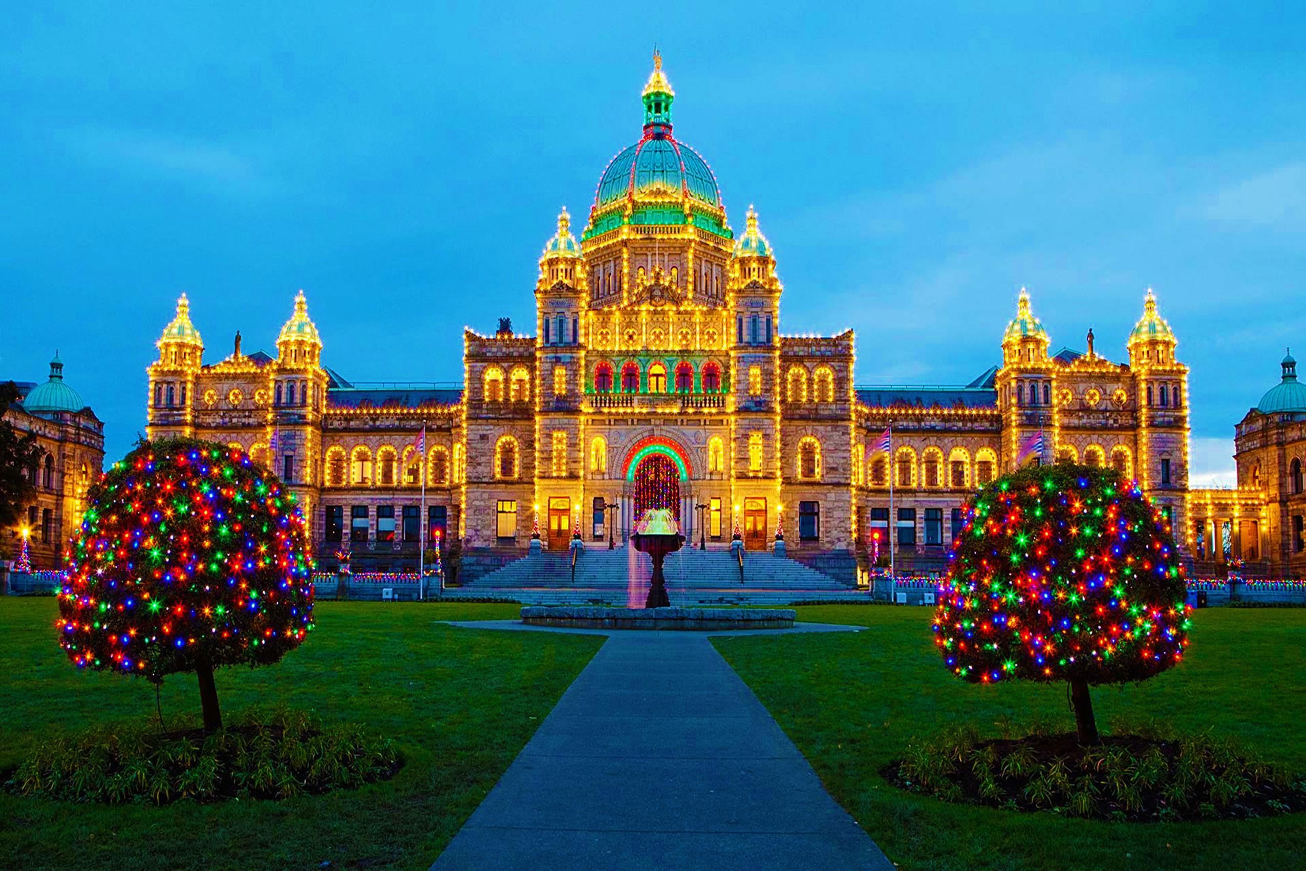 Compra Canad Decoraciones De Navidad Online Al Por Mayor
