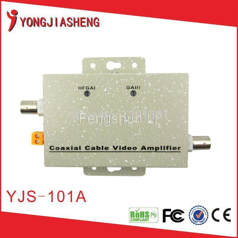 CCTV Signal Booster Coaxial Cable Video Amplifier(China (Mainland))